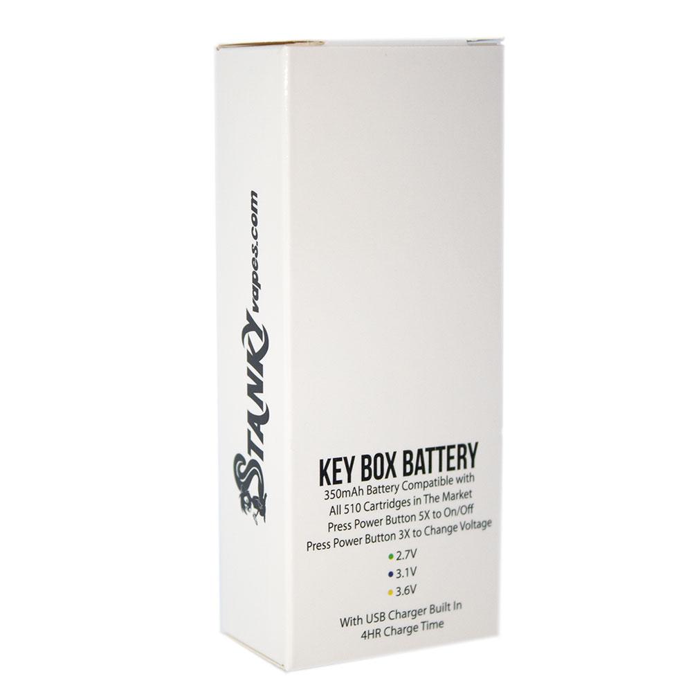 Stanky® Key Fob Battery (Silver Plate)